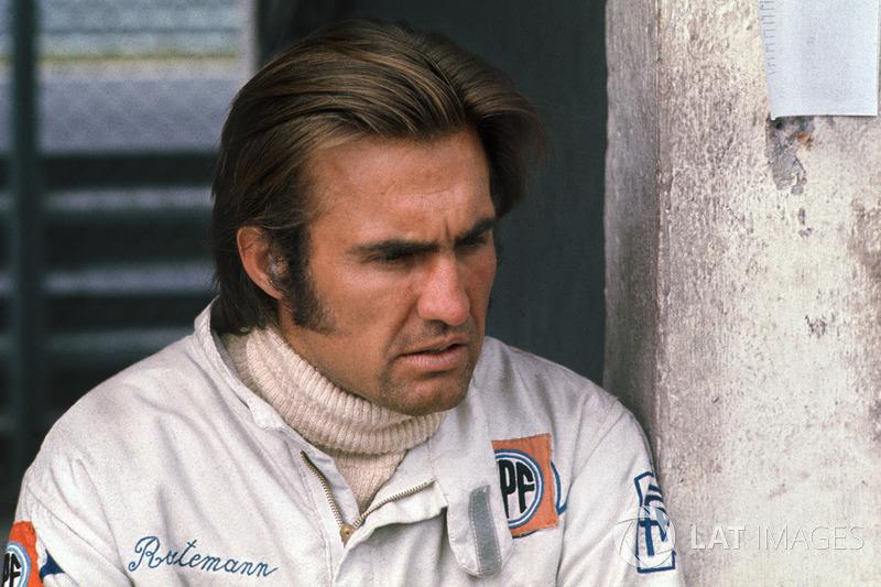 Apesar disso, Carlos Reutemann sempre esteve presente em momentos marcantes da prova brasileira. Primeiro, ao vencer o GP quando ainda não valia pelo mundial, em 1972.
