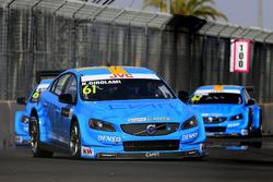 Nestor Girolami, Polestar Cyan Racing, Volvo S60 Polestar TC1