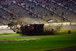 Unfall: Timothy Peters, Chevrolet Silverado