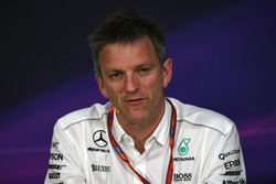 James Allison, Director técnico de Mercedes AMG F1