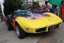 Винтажный Chevrolet Corvette