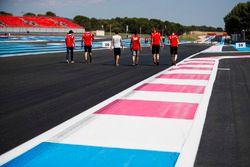 Antonio Fuoco, Charouz Racing System, Louis Deletraz, Charouz Racing System