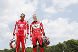 Джулиано Алези, Trident, и Никита Мазепин, ART Grand Prix