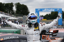 Pole position for Daniel Juncadella, Mercedes-AMG Team HWA