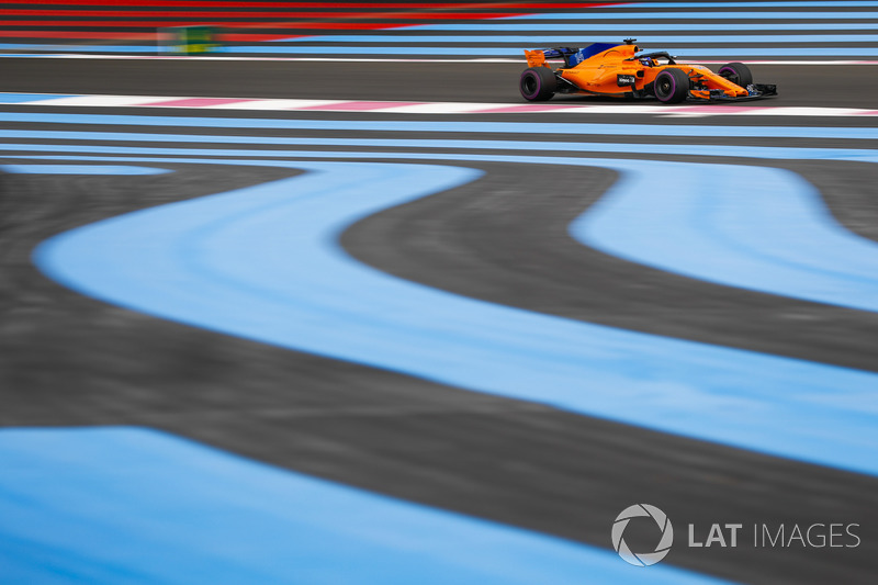 Día 13: libres 3 y clasificación del GP de Francia