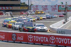 Мартин Труэкс-мл., Furniture Row Racing, Toyota Camry 5-hour ENERGY/Bass Pro Shops, Кевин Харвик, Stewart-Haas Racing, Ford Fusion Mobil 1