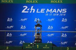 Le Mans 24 Saat galibiyet kupası