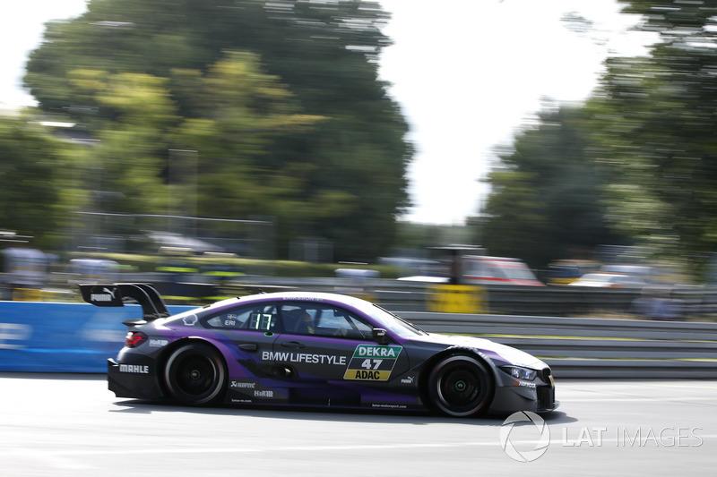 9. Joel Eriksson, BMW Team RBM, BMW M4 DTM