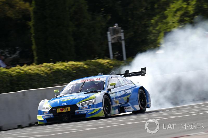 8. Robin Frijns, Audi Sport Team Abt Sportsline, Audi RS5 DTM