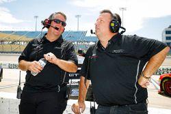 Kaz Grala, Fury Race Cars LLC, Ford Mustang NETTTS crew chief Shane Wilson