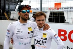Paul Di Resta, Mercedes-AMG Team HWA en Lucas Auer, Mercedes-AMG Team HWA
