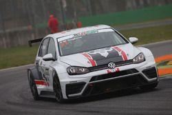 Massimiliano Gagliano, Volkswagen Golf GTI TCR