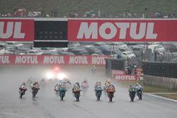 Nicolo Bulega, Sky Racing Team VR46, Niccolo Antonelli, Red Bull KTM Ajo, Romano Fenati, Snipers Tea
