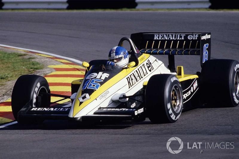7. Derek Warwick (146 Grandes Premios)