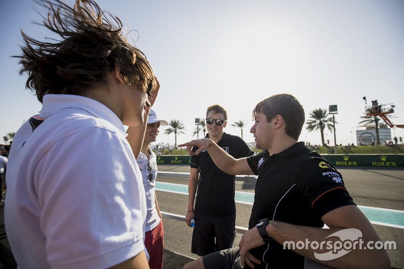 Roberto Merhi, Rapax, Louis Deletraz, Rapax, Gustav Malja, Racing Engineering, Jordan King, MP Motorsport