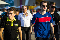 Marcos Siebert, Campos Racing e Ryan Tveter, Trident