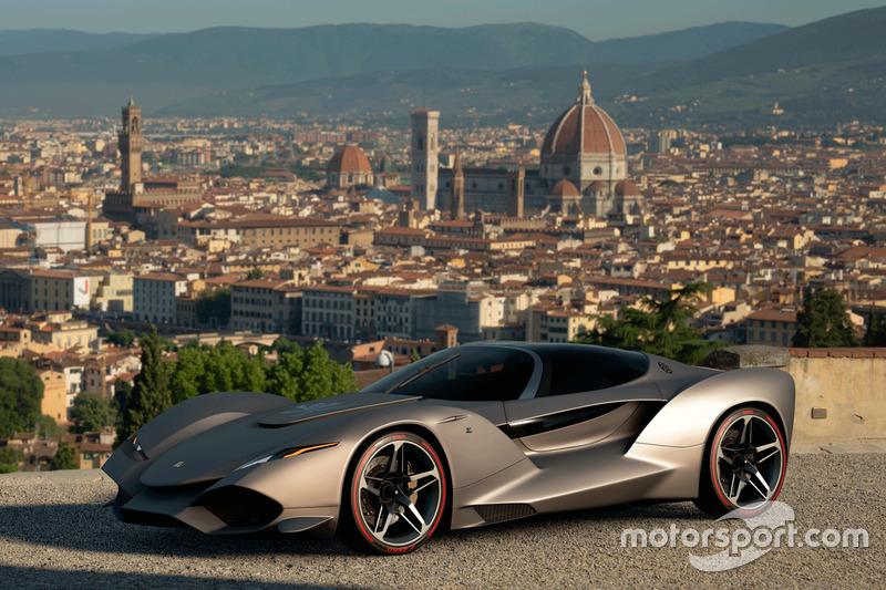 IsoRivolta Zagato Vision Gran Turismo (octubre 2017)