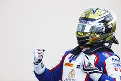 Le vainqueur Dorian Boccolacci, Trident