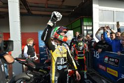 Il vincitore Davide Stirpe, Extreme Racing Service