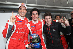 Paul Lafargue, Paul Loup Chatin, Memo Rojas, IDEC Sport Racing