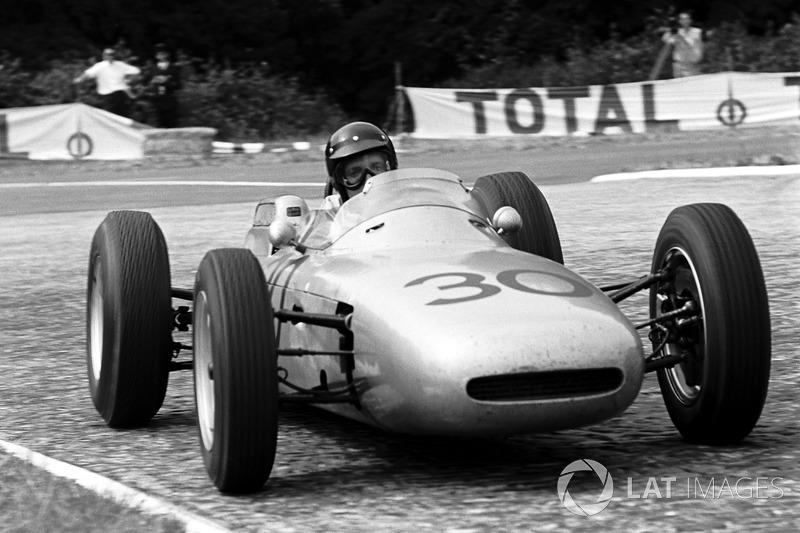 #32 Dan Gurney, Porsche