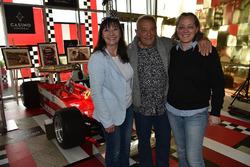 Joanne Villeneuve, Christian Tortora, Melanie Villeneuve