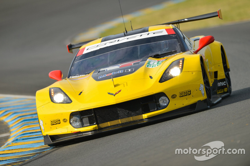 Corvette Racing - Chevrolet Corvette C7.R - GTE Pro