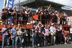 Media op Le Mans