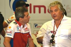 Francesco Guidotti et Paolo Campinoti