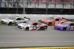 Kevin Harvick, Biagi-DenBeste Racing, Ford Mustang FIELDS, Kaz Grala, Fury Race Cars LLC, Ford Musta