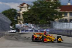 Ryan Hunter-Reay, Andretti Autosport Honda, Winnaar
