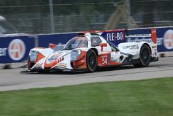 #54 CORE autosport ORECA LMP2, P: Jon Bennett, Colin Braun Art Fleischmann