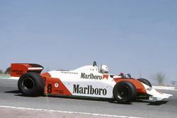Andrea de Cesaris, McLaren MP4/1
