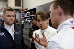 Гонщики Team BMW Shell Helix Walkenhorst Motorsport Аугусту Фарфус, Маркус Палталла и Кристиан Кронье
