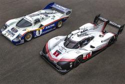 Porsche 956 C, Porsche 919 Hybrid Evo