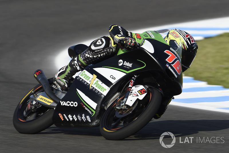 Moto3, IV этап, Гран При Испании