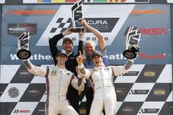 #7 Acura Team Penske Acura DPi, P: Helio Castroneves, Ricky Taylor, with Tim Cindric, Art St. Cyr
