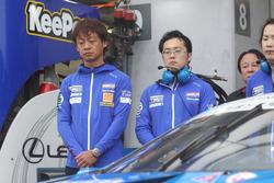 山田健二エンジニア追悼式