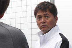 #3 NDDP Racing Nissan GT-R Nismo GT3: Satoshi Motoyama