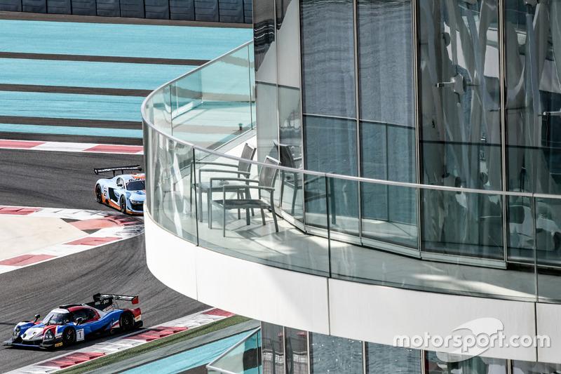 #1 Graff Racing Ligier JSP3: James Winslow, John Corbett, Neale Muston