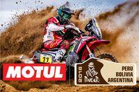 Dakar 2018: Motul