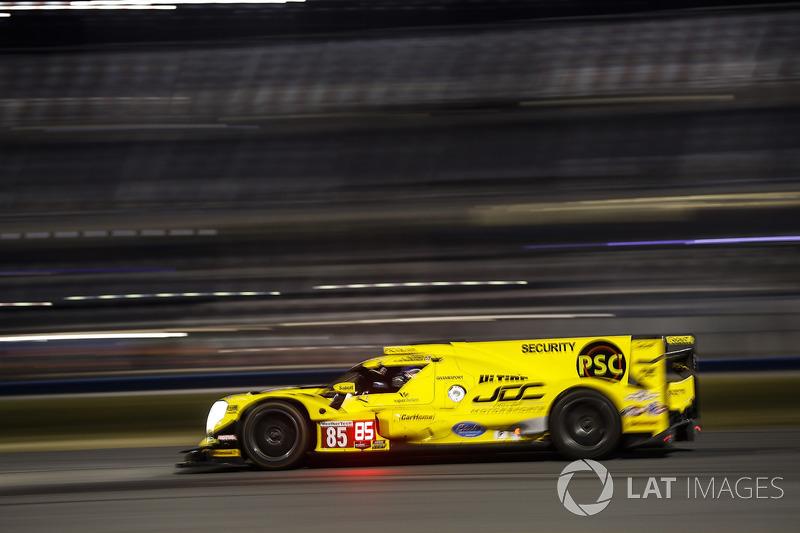 16. #85 JDC/Miller Motorsports ORECA 07: Simon Trummer (LMP2)