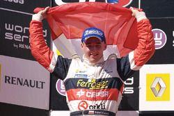 Обладатель второго места Роберт Кубица, Epsilon Racing