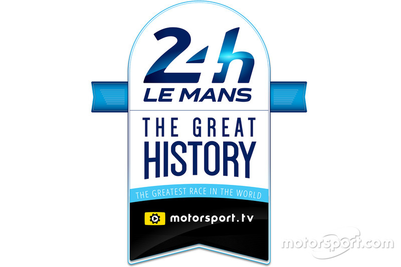 24 Hours of Le Mans - the Great History