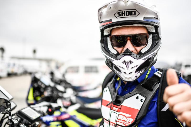 #10: Adrien Metge, Sherco TVS Racing