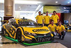 Novo carro da Cimed para 2018
