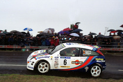 Carlos Sainz, Luis Moya, Ford Focus WRC