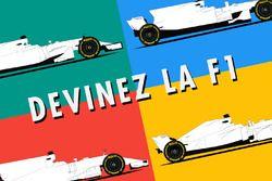 2017 F1 araçları bilgi yarışması