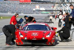 #62 Risi Competizione Ferrari 488 GTE, GTLM: Alessandro Pier Guidi