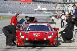 Алессандро Пьергвиди, Risi Competizione, Ferrari 488 GTE (№62)